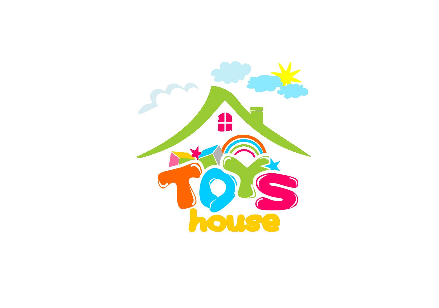 Logo Design 106 'Toys House' design project