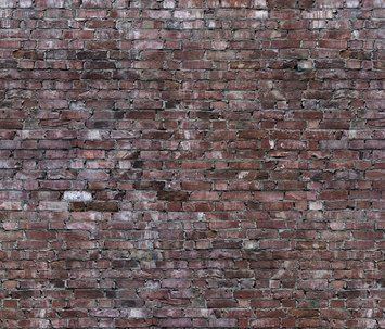 Attic Wall By Concrete Wall Concrete Wall Faux Brick Wallpaper Brick Wallpaper
