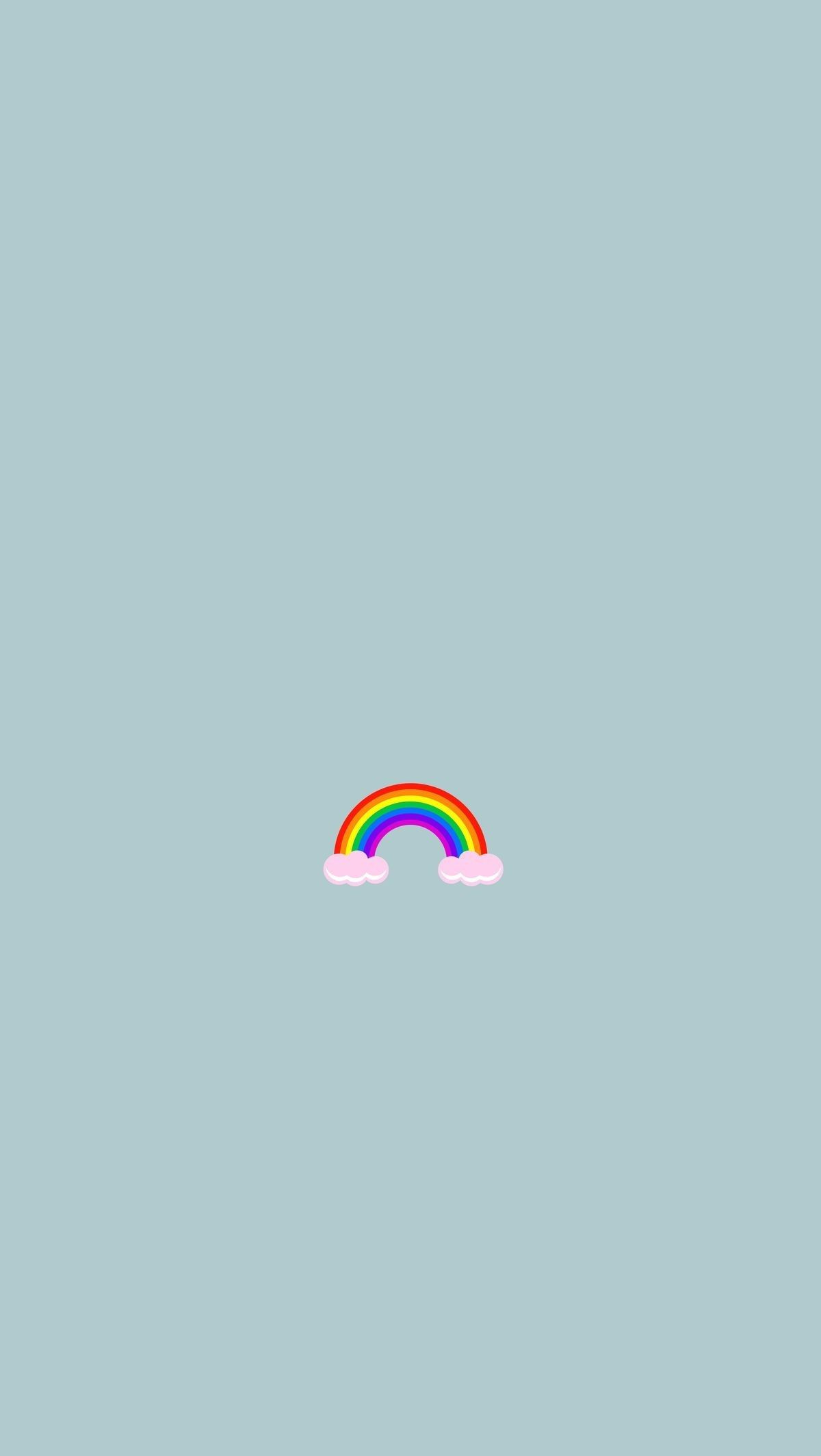 Siga Nos No Facebook Wallpaper In 2019 Emoji Wallpaper Rainbow