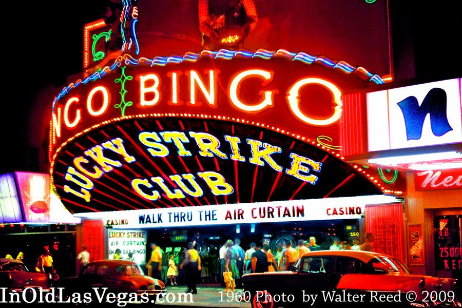 Bingo Downtown Las Vegas