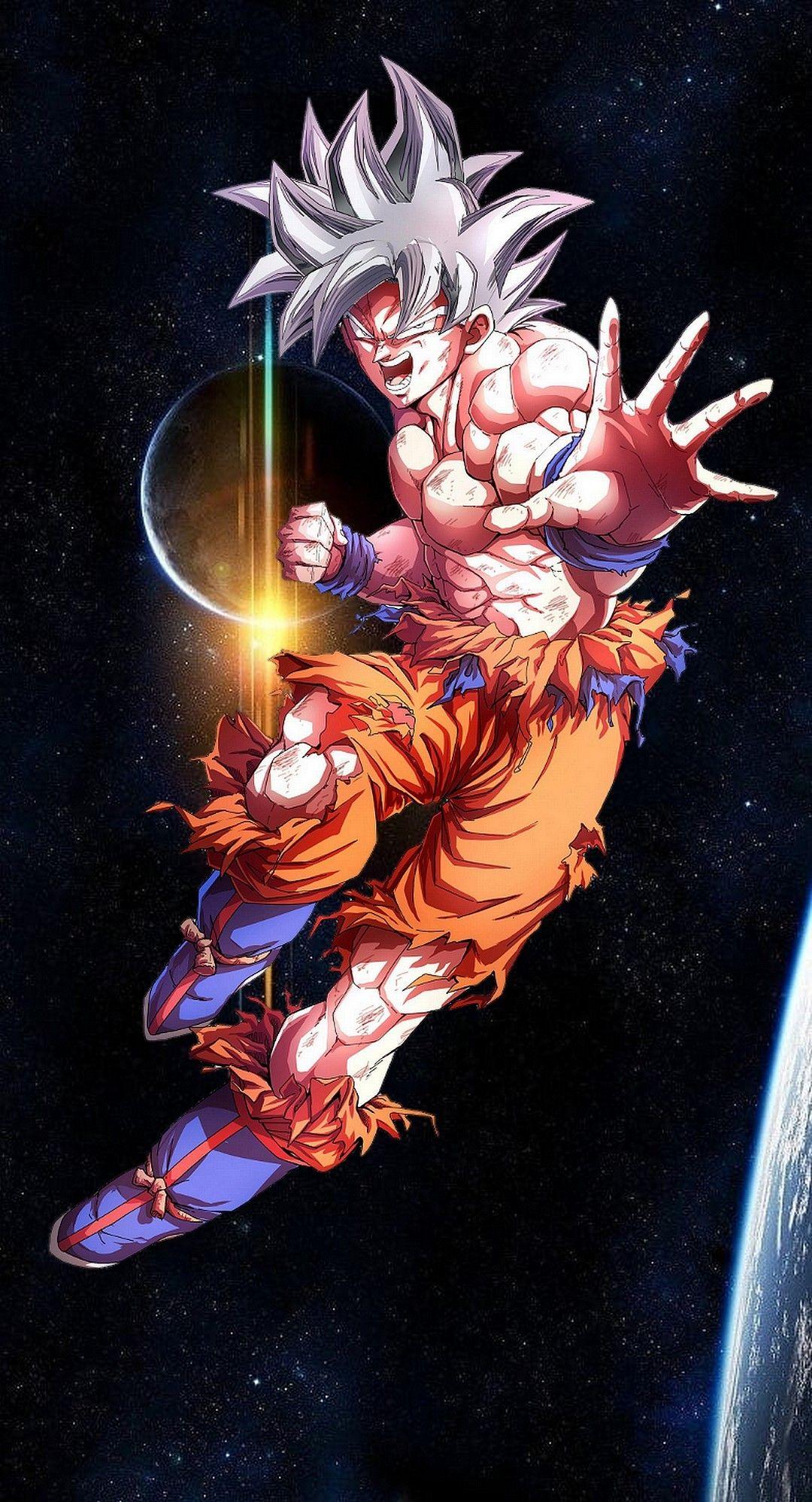 Pin by Arthur leywin on son goku-dbz+super   Anime dragon ...