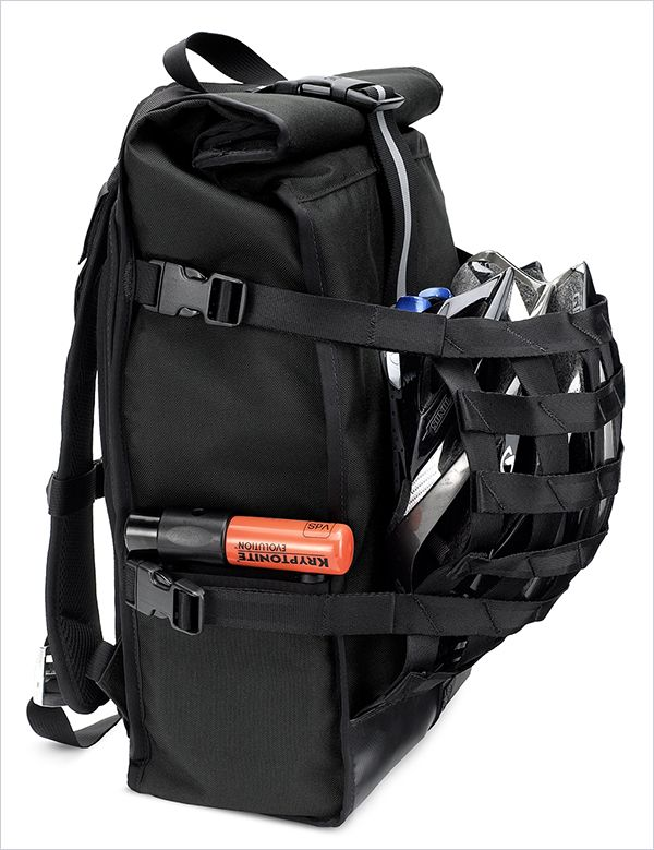 fd66e1947c Chrome Industries today announced the new Barrage Cargo Roll-top Backpack,  the result of 18 years of messenger bag making experience.