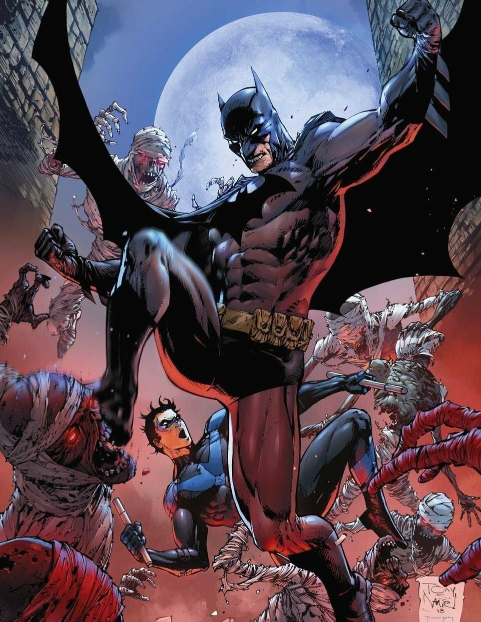 Pin by Chucky DZ on The Batman | Batman, Pop culture, Anime