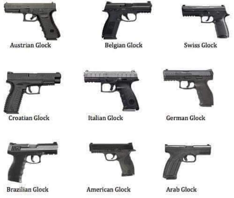 Nerf Gun Relationship Meme