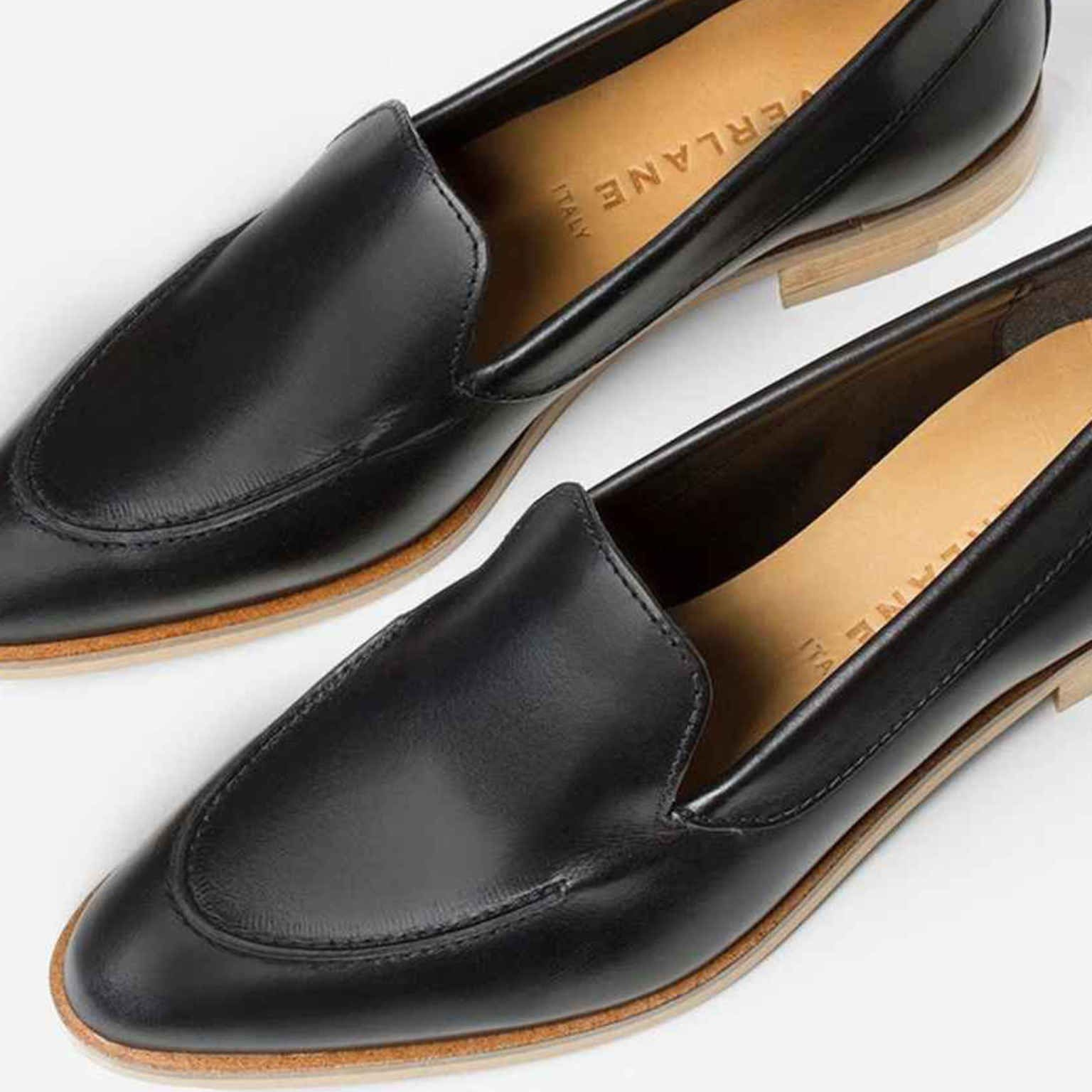 12 Fall Perfect Loafers Dress Shoes Men Everlane Shoes Loafers For Women [ 1536 x 1536 Pixel ]