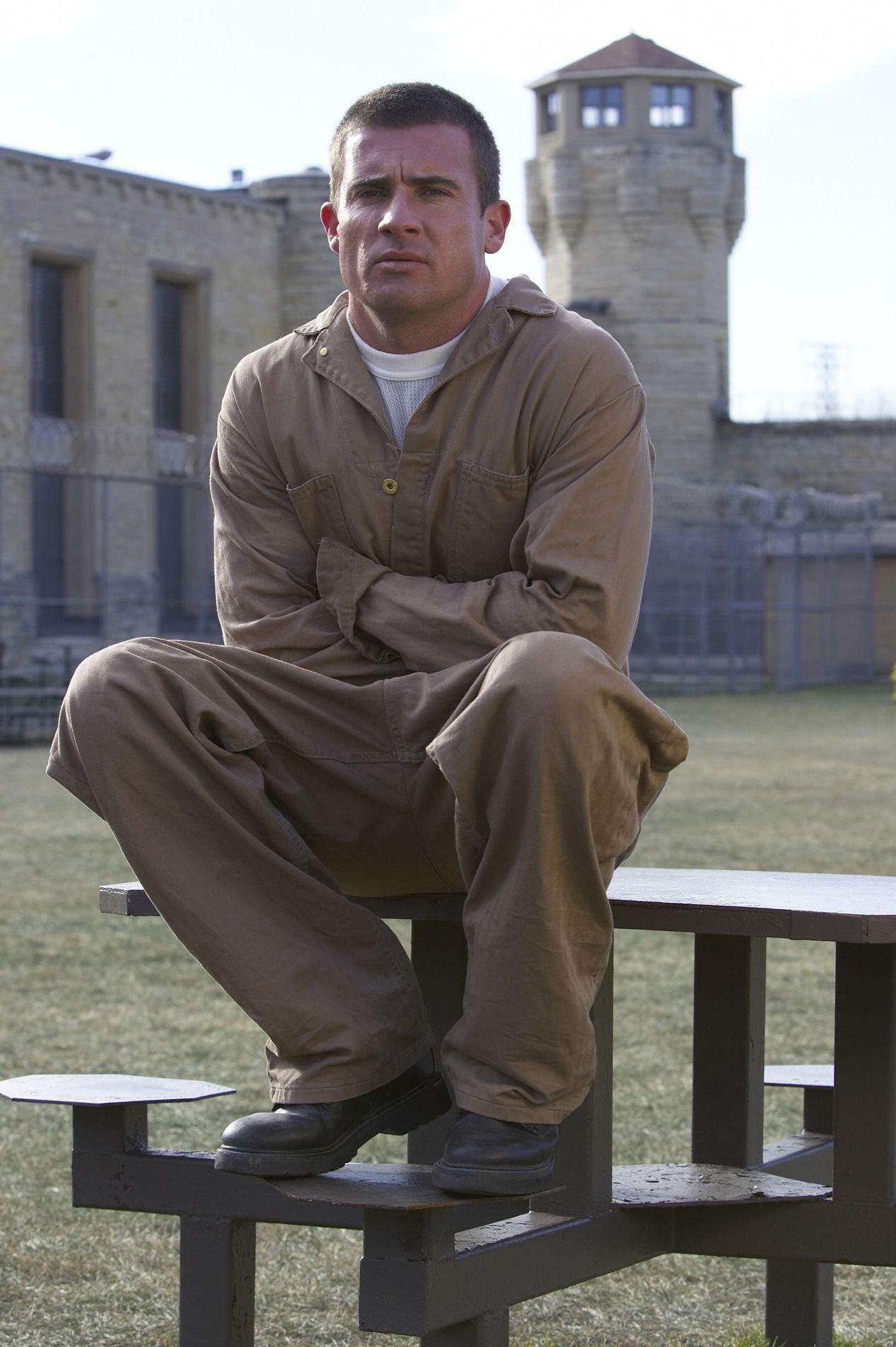 Lincoln Burrows, Prison Break, tv series, show, portrait, photo