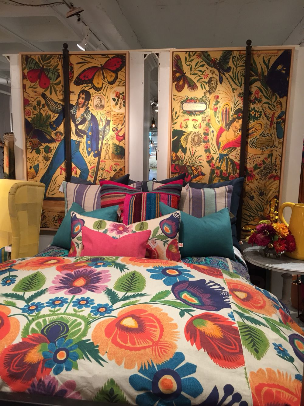Design Legacy Textiles By Designer Kelly Oneal Make For A Happy End