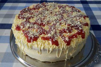 Giotto Torte Kuchen Und Torten Spaghetti Eis Kuchen Ohne Backen
