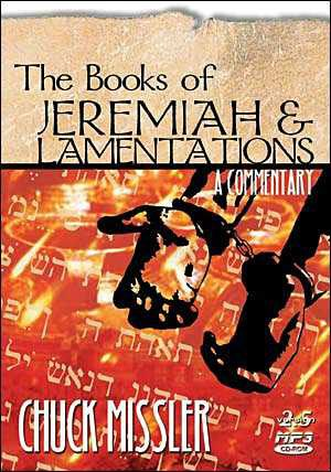 Book of lamentations chapter 3