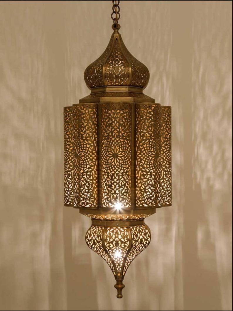 Moroccan Lamps Pendant Light
