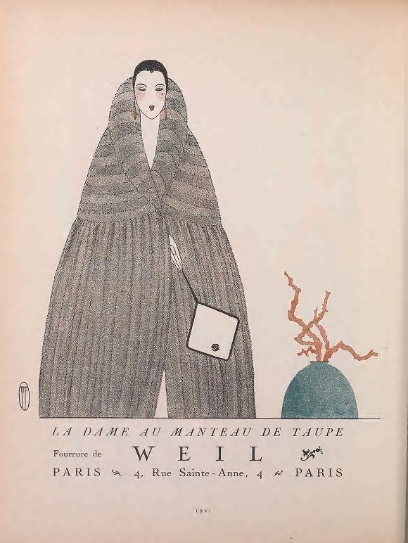 Manteau femme weil