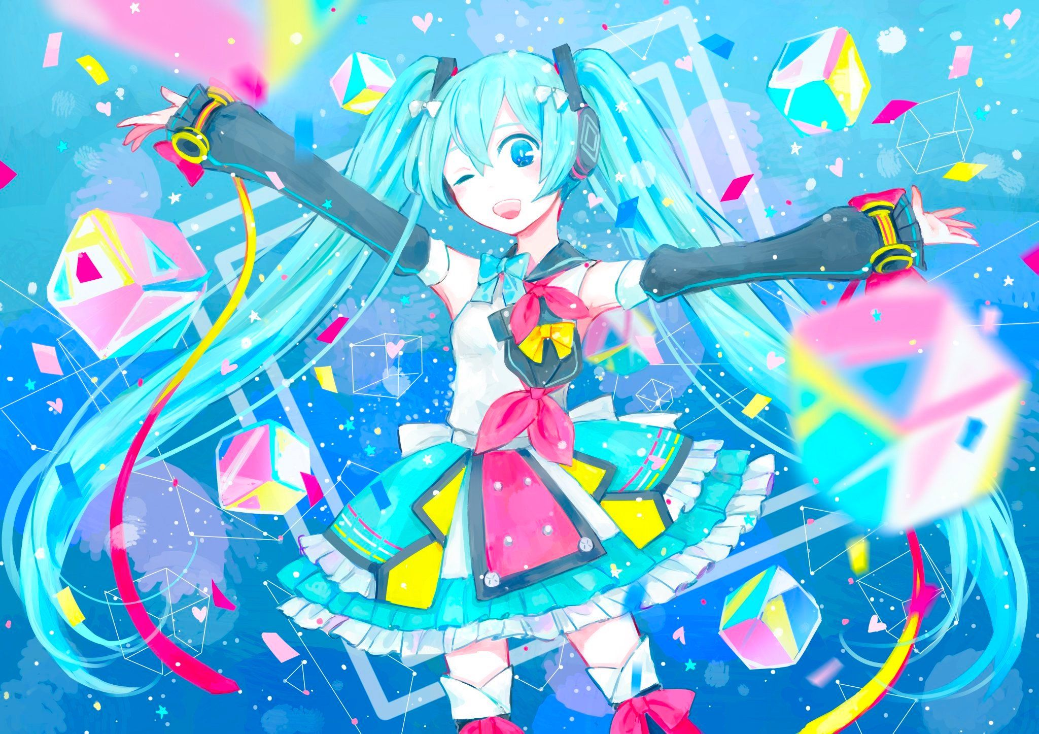 マジカルシャワー マジミラ2018ちゃん Anime Anime