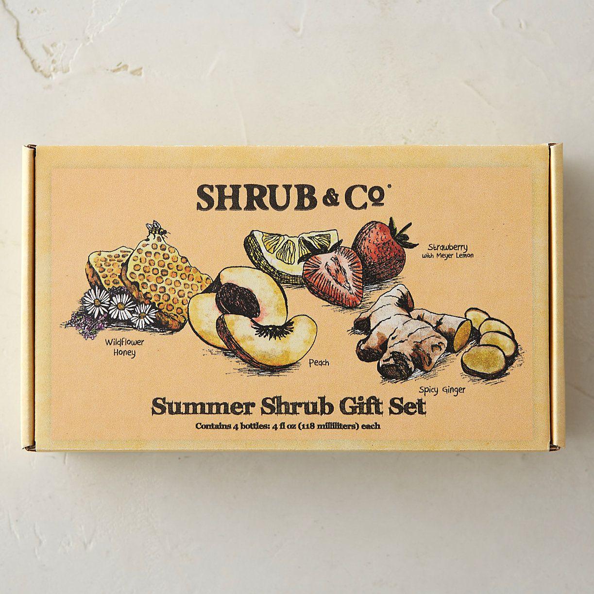 Shrub & Co. Summer Shrub Gift Set