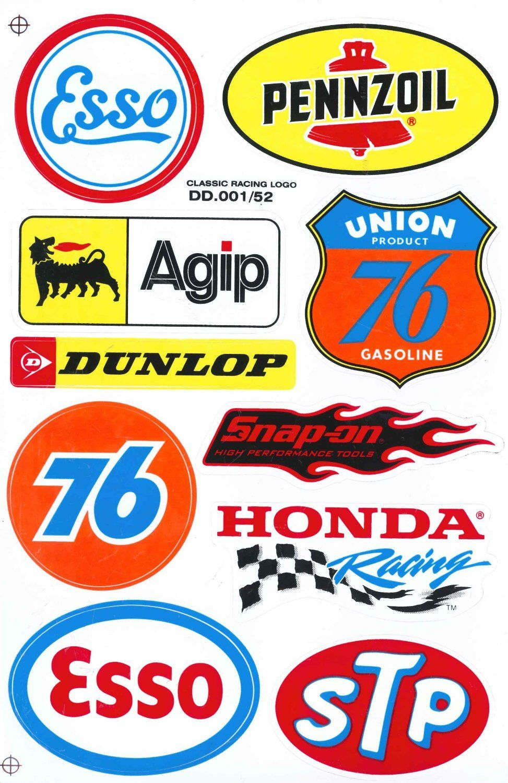 Sponsor Motocross Racing Tuning Motorbike