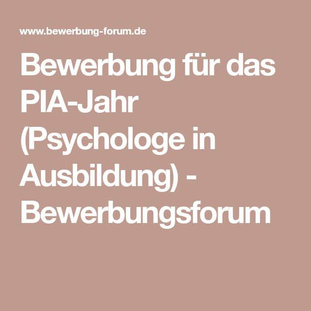 Bewerbungsmuster Psychologischer Psychotherapeut