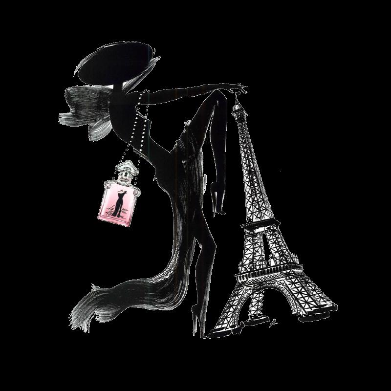 La petite robe noire guerlain pour qui