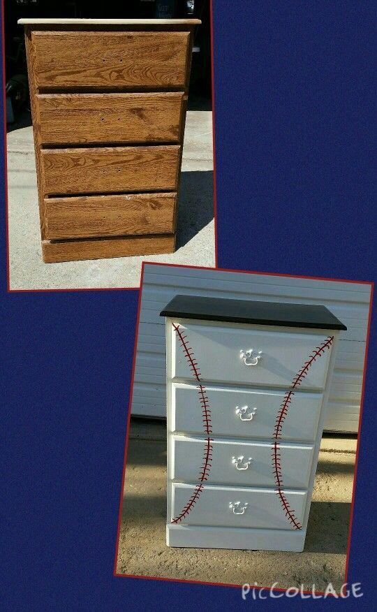 Good Baseball Dresser