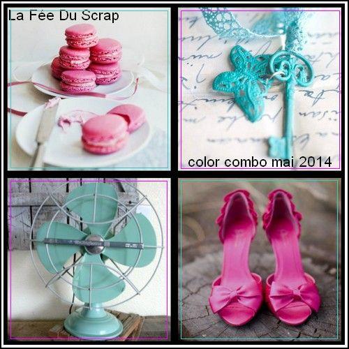 Les Color Combo de Myriam