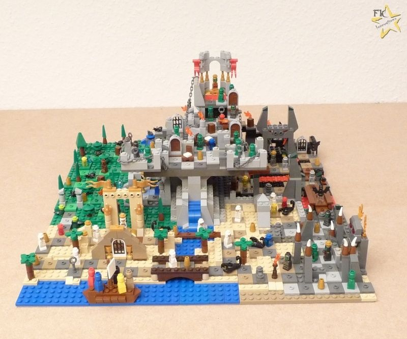 heroica lego - Google Search | Lego Shire | Pinterest | Legos, Legos ...