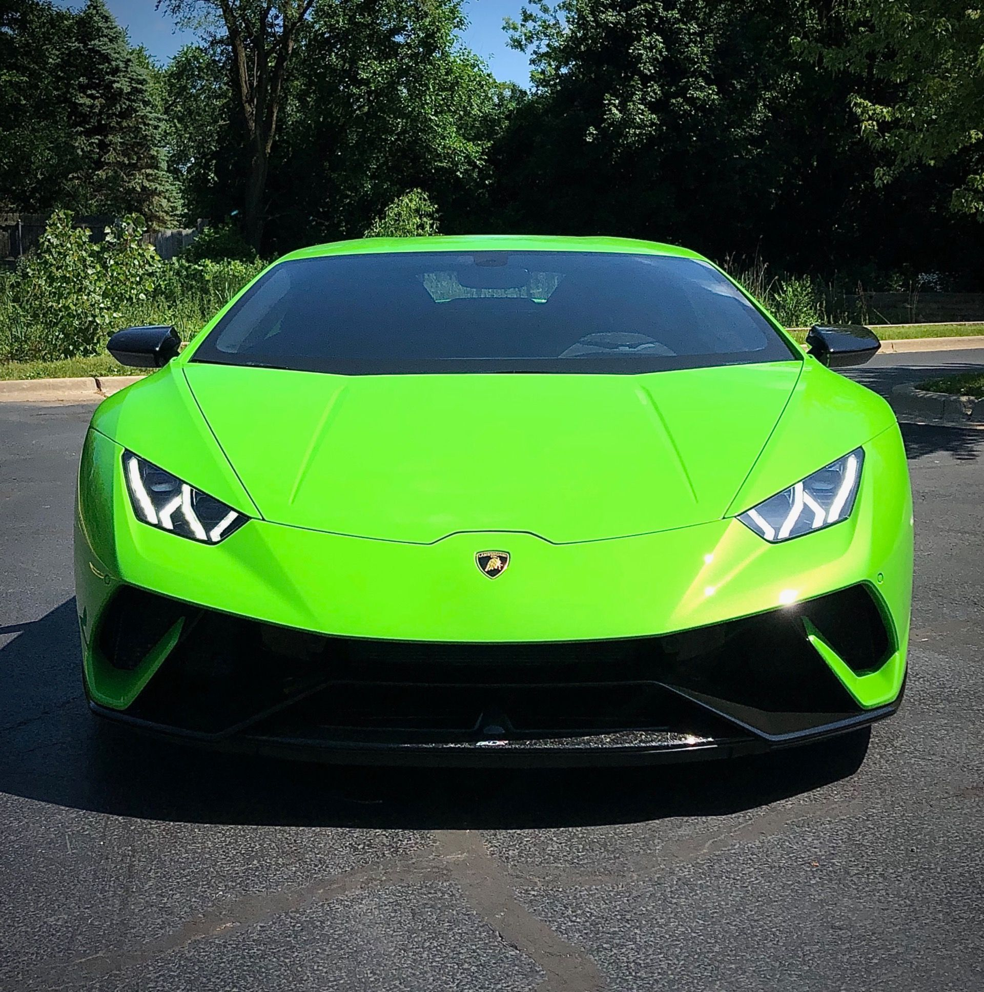 For Sale 2018 Lamborghini Huracan Lp640 4 Performante Coupe Chicago Motor Cars United States For Sale On Luxu Lamborghini Huracan Motor Car Lamborghini