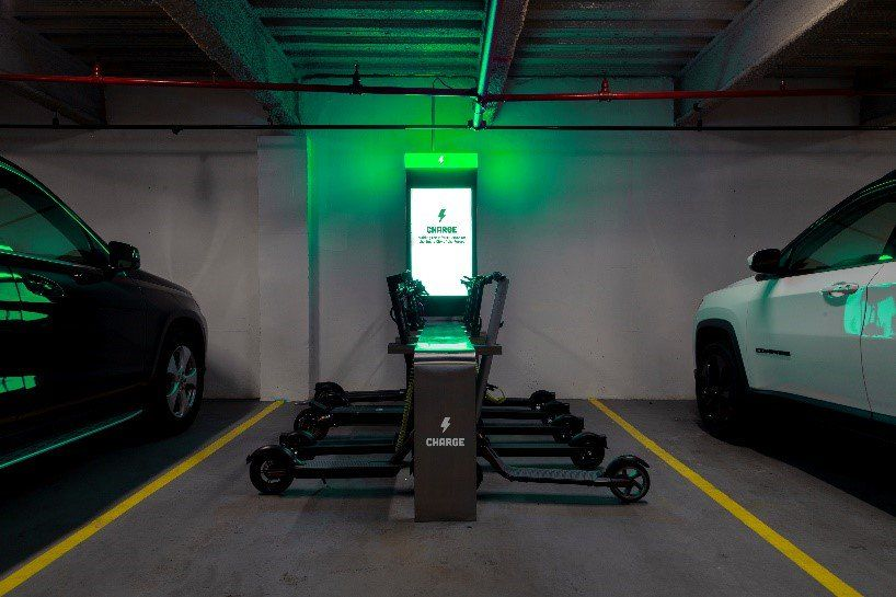 Charge Announces Business Launch for Electric Scooter and
