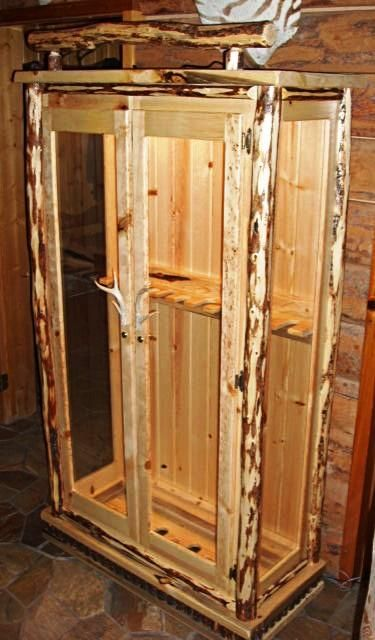 Delightful Gun And Bow Cabinet Plans Gun Cabinet Plans Free Download Diy Ideas //  Watch More