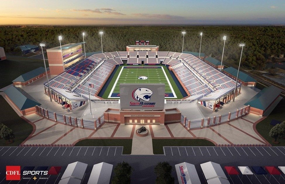 Senior Bowl Announces Deal With The University Of South Alabama