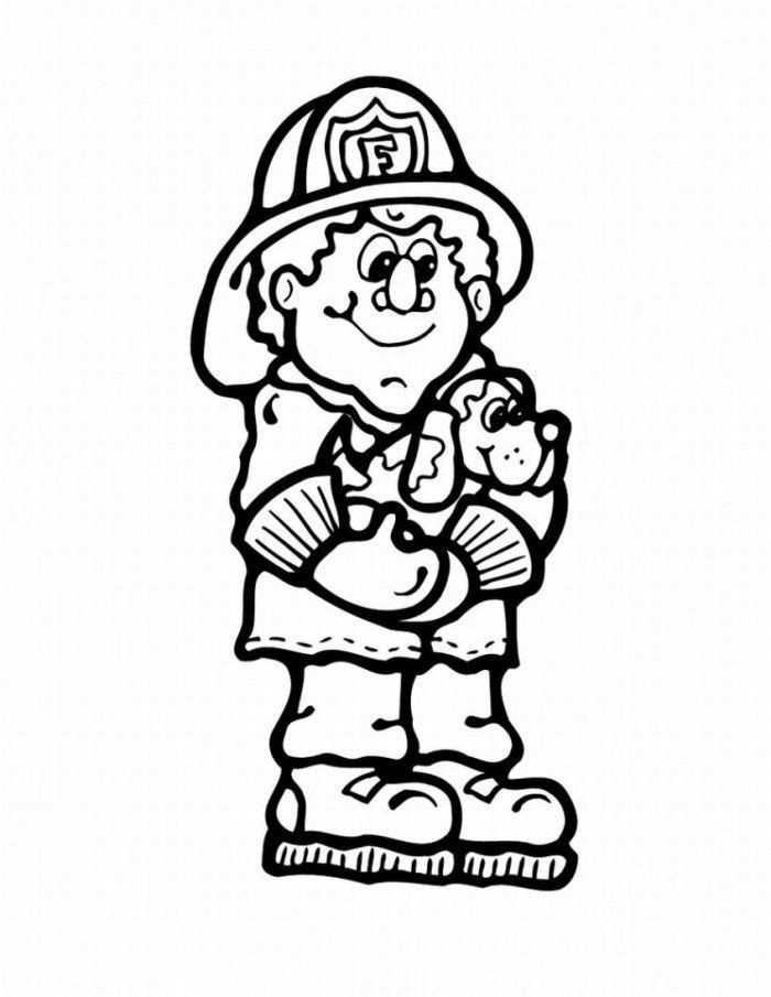 Fire Truck Coloring Pages Pdf Free Free Printable Fire ...