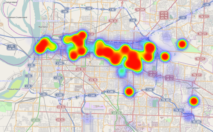 Turn Your Google Location History Into An Interactive Heat Map - Google map location history