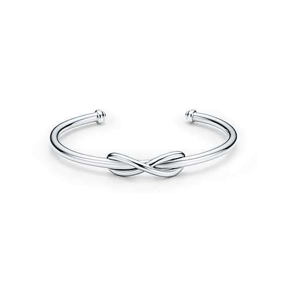 Tiffany Infinity Cuff Infinity Tiffany and Sterling silver