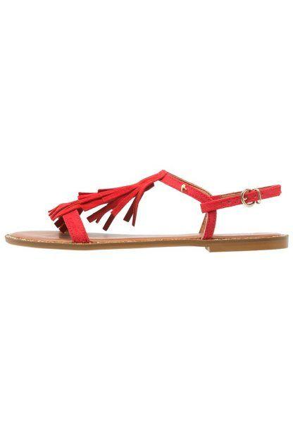 Modne Buty Okazje Przeceny Wyprzedaze Red Sandals Shoes