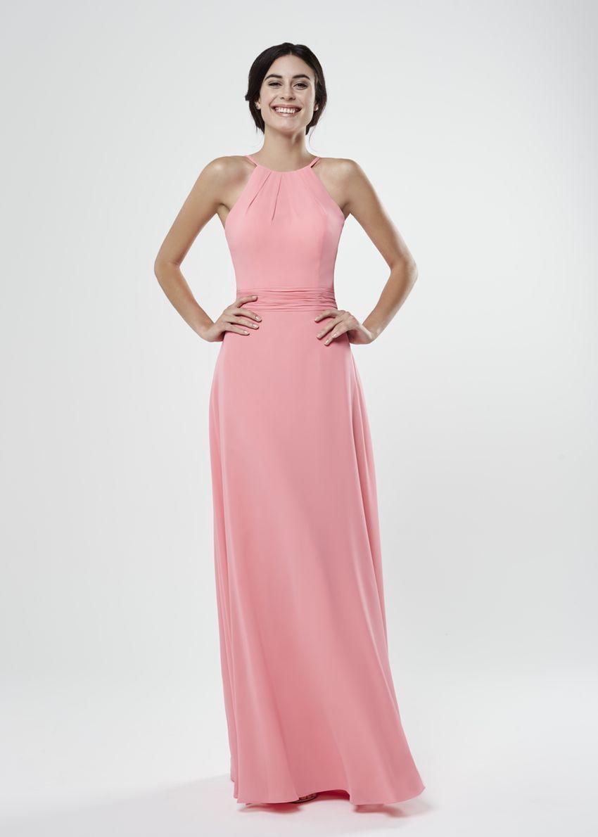 Increíble Vestido De Fiesta Gabriella Montez Galería - Colección de ...