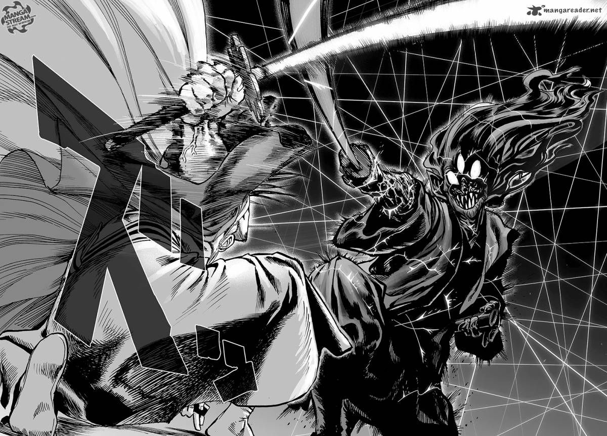 Onepunch Man 111 Page 24 In 2020 One Punch Man Manga One Punch Man One Punch