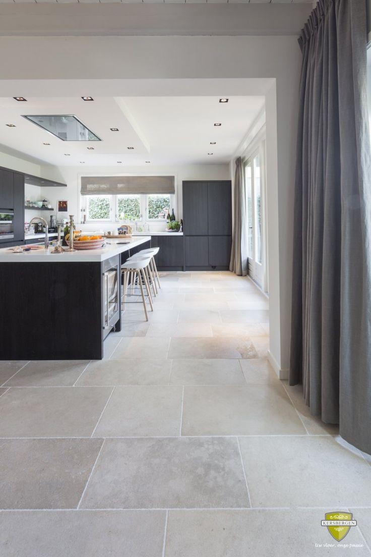 Bourgondische dallen Niveaux gris – Kersbergen Natuursteen vloeren