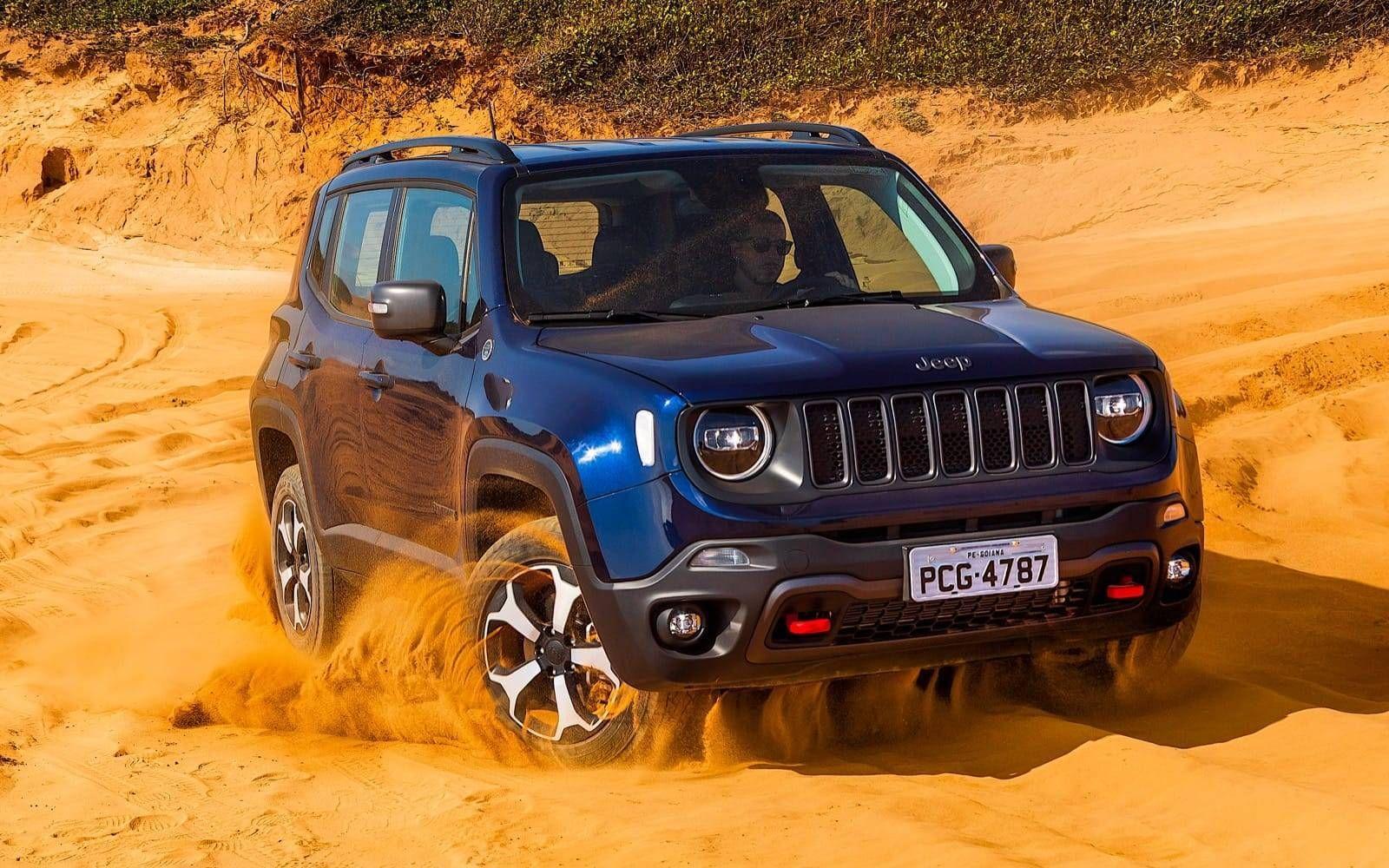 El Renovado Jeep Renegade Ya En Mexico Jeep Renegade Chevrolet