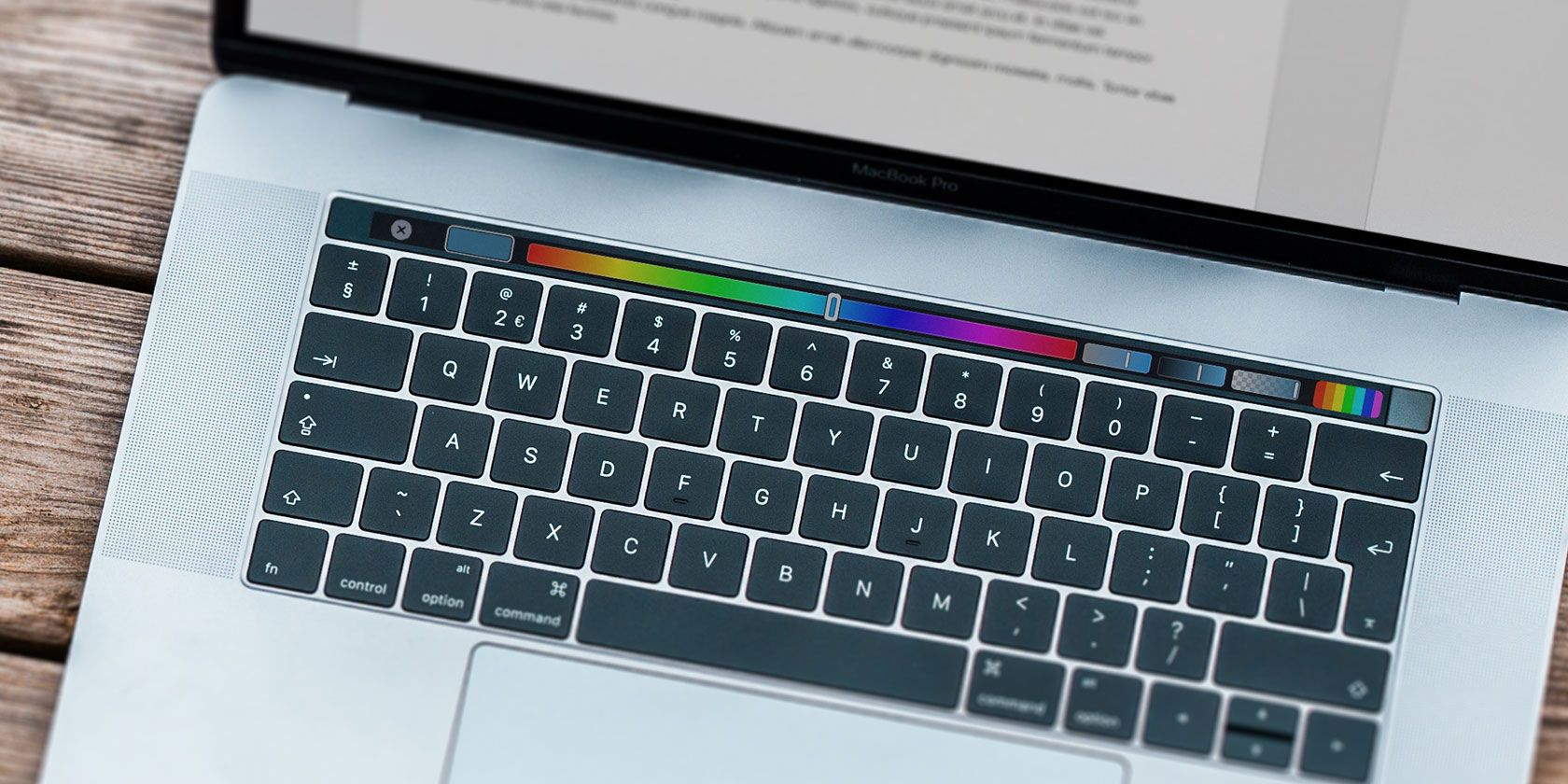 How To Make The Macbook Pro Touch Bar More Useful 4 Tips
