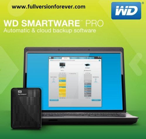 Download free WD SmartWare Pro v2 4 2 26 Multilingual with crack