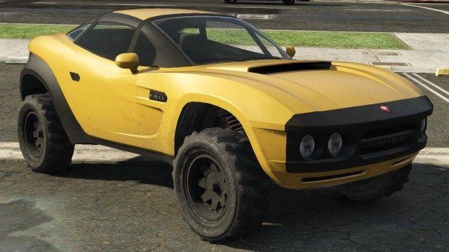 Coil Brawler GTA 5 Front Quarter View | GTA 5 Off-Road | Gta