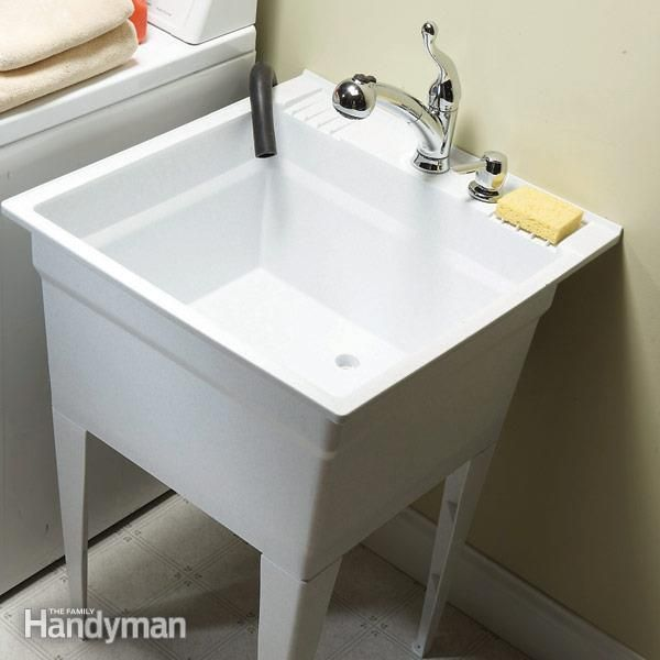 Upgrade Your Laundry Sink Laundry Room Ideas Laundry