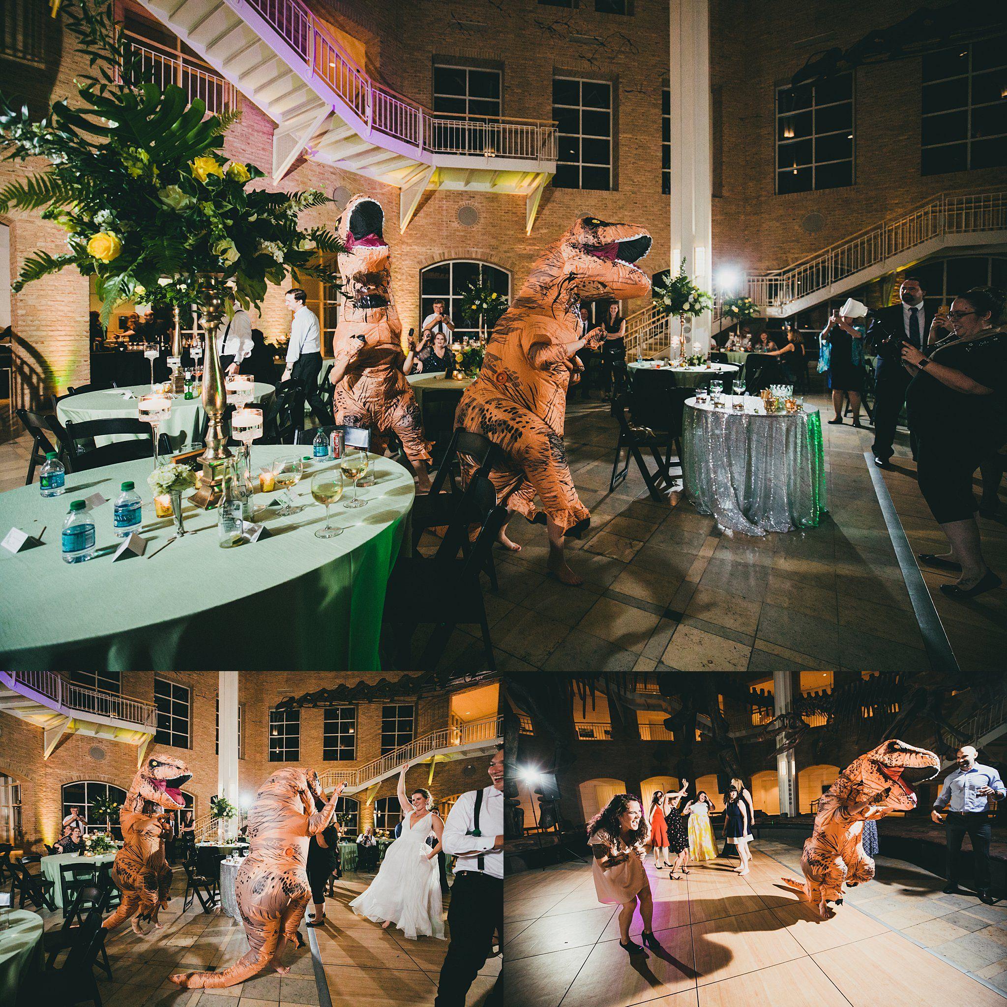 Atlanta Wedding Reception Dancing With Trex In 2020 Atlanta Wedding Photographer Atlanta Wedding Atlanta Wedding Reception