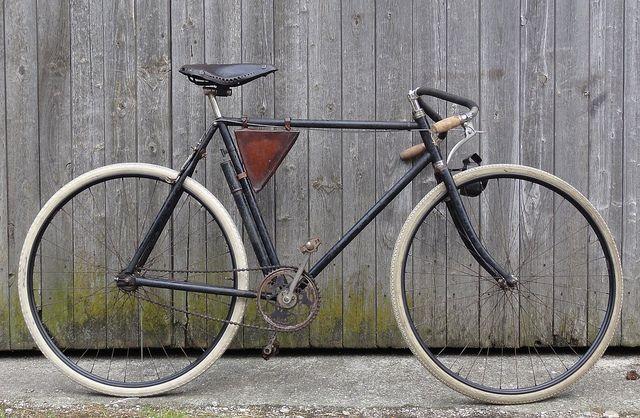 1912 Peugeot Vintage Bicycle Bicicletta E Corsa