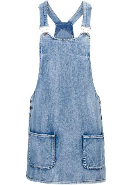 Vestido jeans salopete