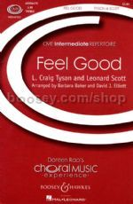 Tyson & Scott - Feel Good SSA & piano