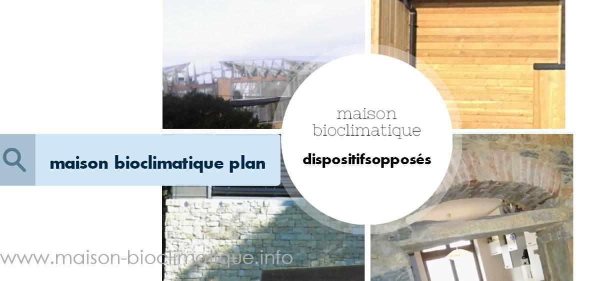 maison-bioclimatique-plan (14) Travaux, extension, aménagement et