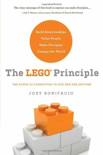 The LEGO Principle: The power of connecting to God and one another by Joey Bonifacio, http://www.amazon.com/dp/1616386770/ref=cm_sw_r_pi_dp_arrFqb1YFVNN2
