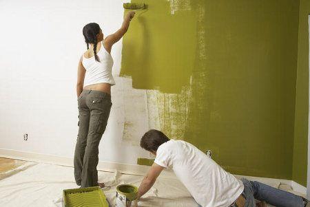 """Como pintar una sala comedor pequeña. """"colores adecuados para ..."""