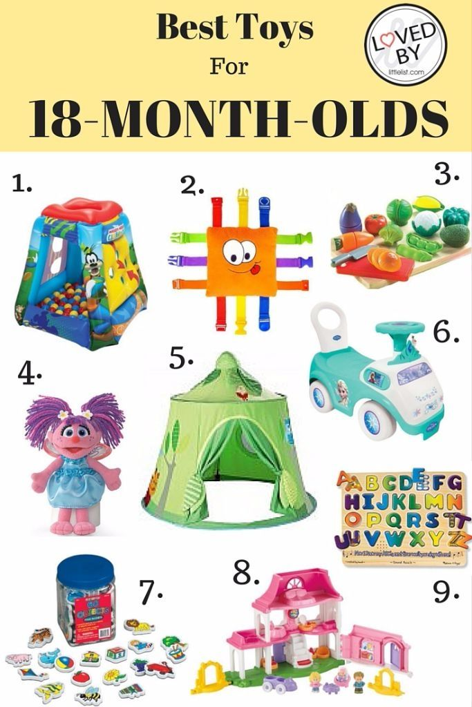 Toys For Girls 18 Months : Best toy ideas for month old girls gift lists