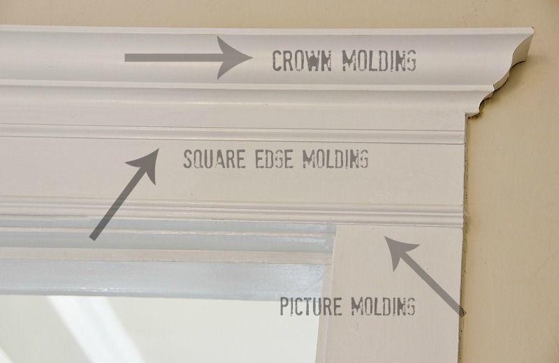 How to Add Door Molding Portes, Déco maison et Fenêtres garnitures