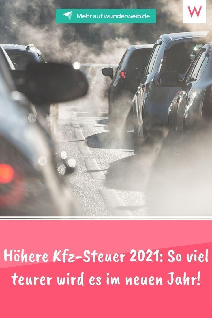 Höhere Kfz-Steuer 2021: So viel teurer wird es im neuen ...