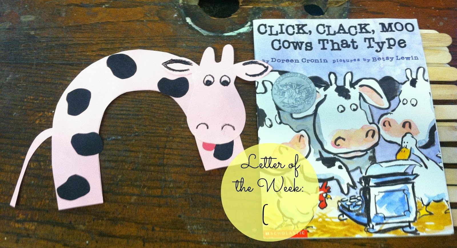 Little Miss Kimberly Ann: Letter of the Week- C